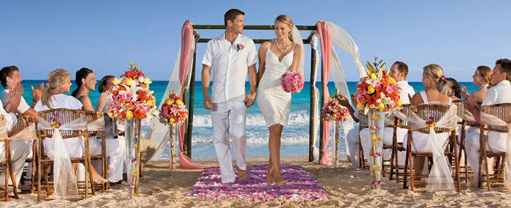 Dreams Sands Cancun Wedding Extras