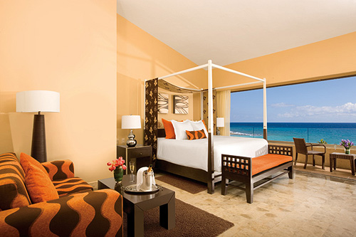 Upgrade Our Deluxe Ocean View Suite